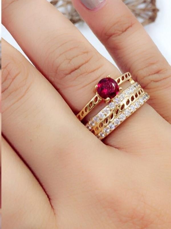 انگشتر جواهری-تصویر اصلی