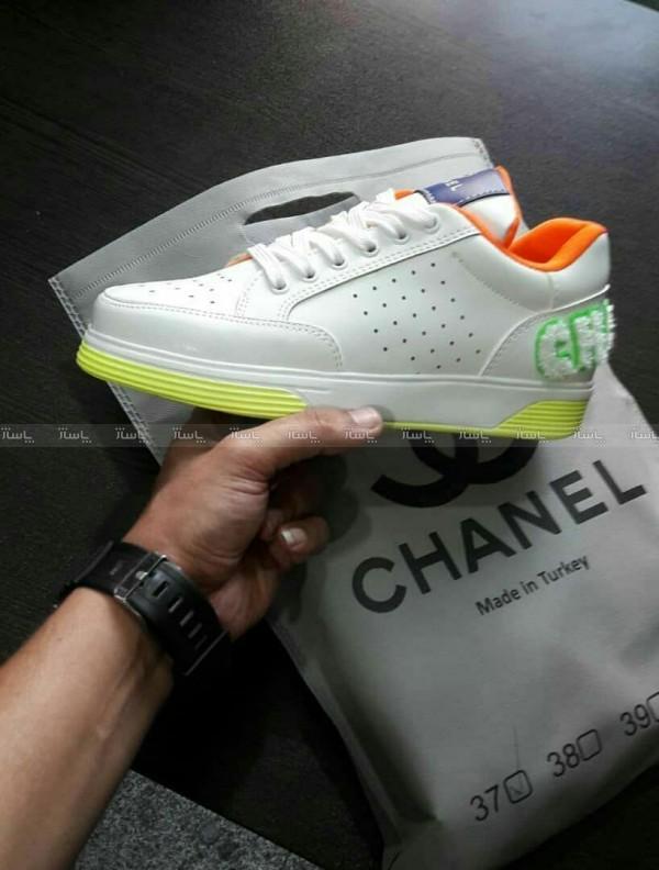 کفش کتانی مدل CHANEL-تصویر اصلی