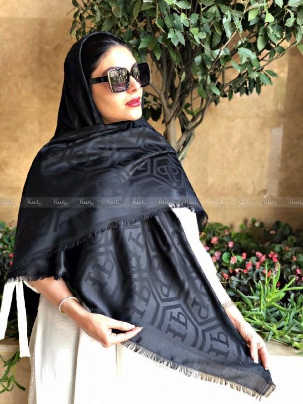 روسری نخ ساتن-تصویر اصلی