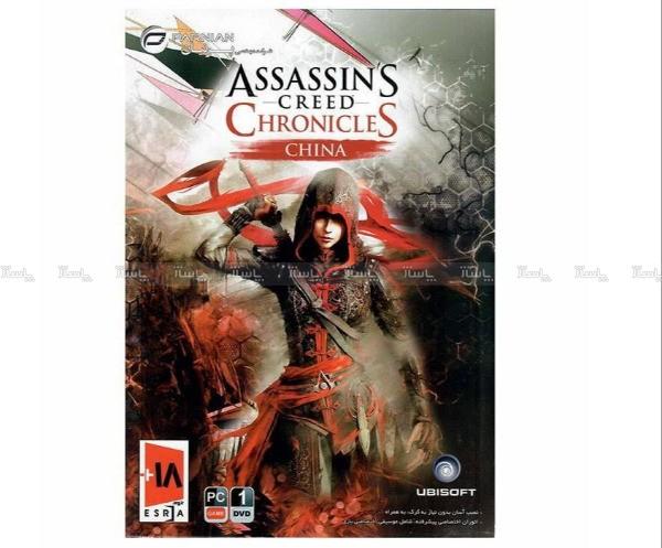 بازی Assassins Creed Chronicles China مخصوص Pc-تصویر اصلی