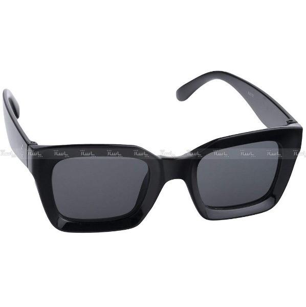 عینک آفتابی مردانه مدل Rectangle + کیف محافظ و دستمال-تصویر اصلی