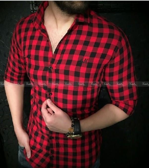 پیراهن چهارخونه-تصویر اصلی