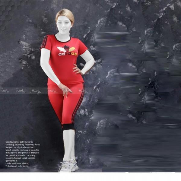 ست تیشرت شلوارک آدیداس-تصویر اصلی