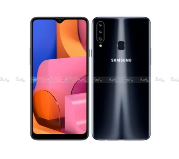 موبایل سامسونگ a20s با گارانتی - رنگ مشکی - ظرفیت 32 گیگابایت-تصویر اصلی