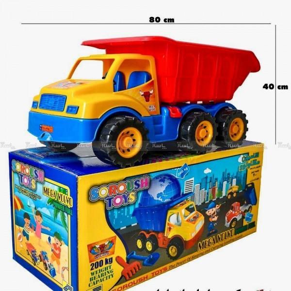 کامیون مگا ولوو-تصویر اصلی