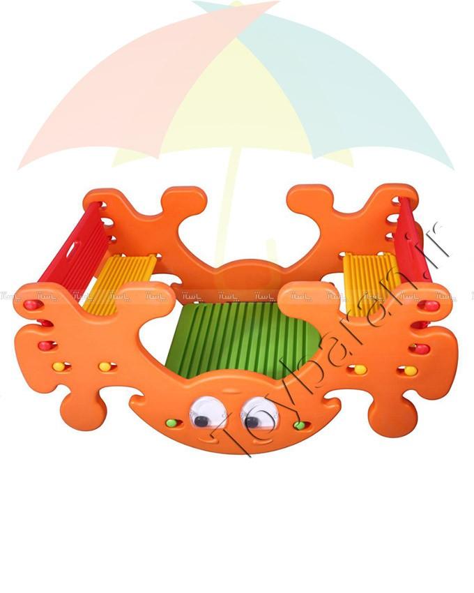 الاکلنگ و نیمکت خرچنگ دوکاره-تصویر اصلی
