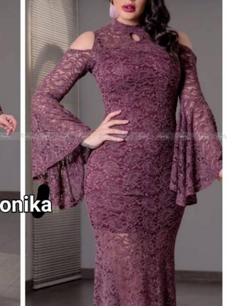 پیراهن مدل مونیکا-تصویر اصلی