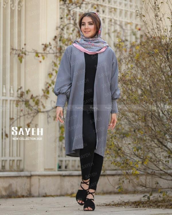 مانتو عید مدل شکوفه-تصویر اصلی