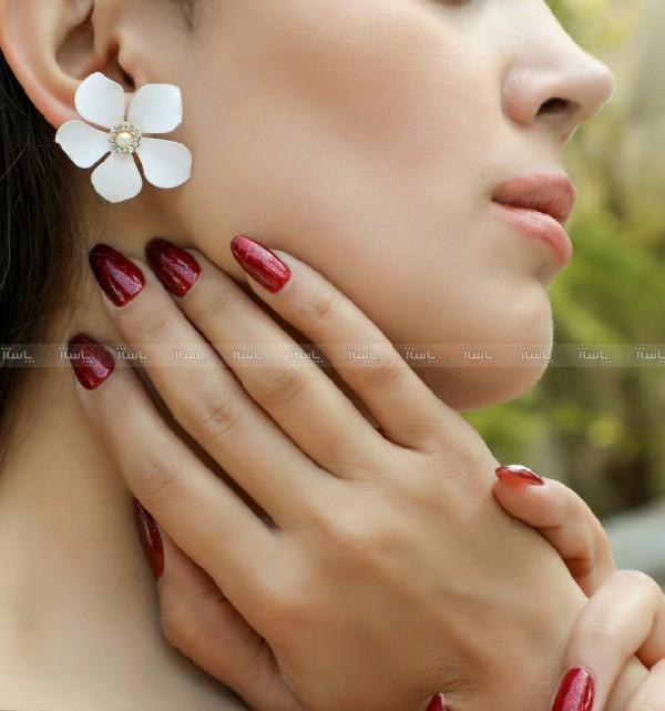 گوشواره گل-تصویر اصلی