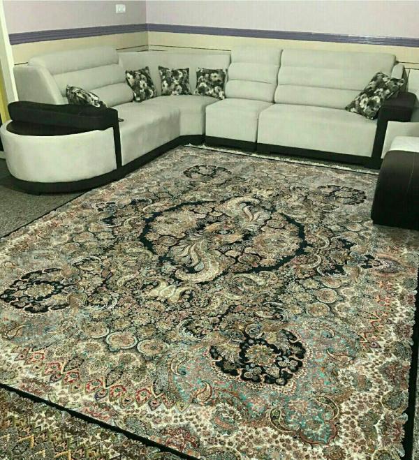 فرش سیمرغ 1050شانه 6متری-تصویر اصلی