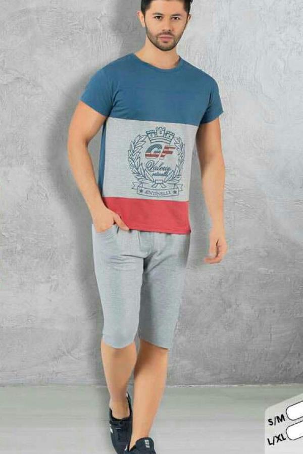 تیشرت شلوارک-تصویر اصلی