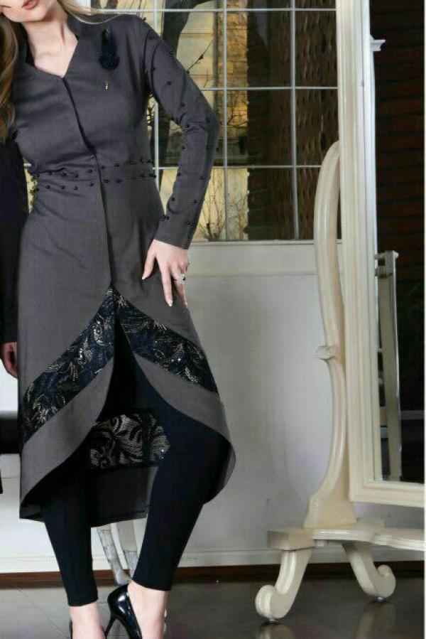 مانتو مدل دیبا-تصویر اصلی