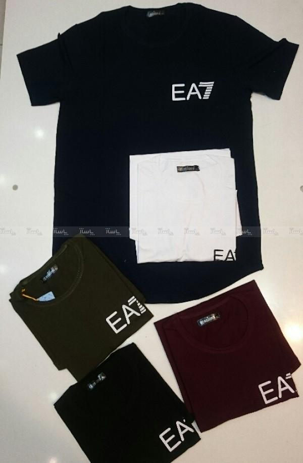 تی شرت استین کوتاه-تصویر اصلی