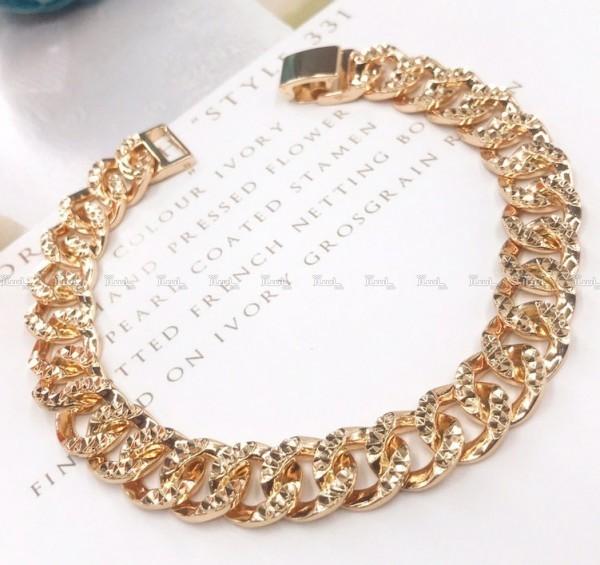 دستبند طرح طلا ژوپینگ-تصویر اصلی