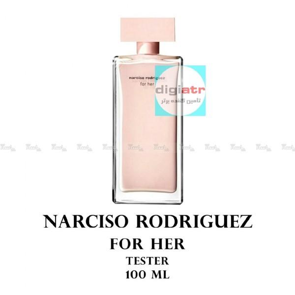 تستر فوق کوآلیتی عطر زنانه Narciso Rodriguez For Her 100ml-تصویر اصلی