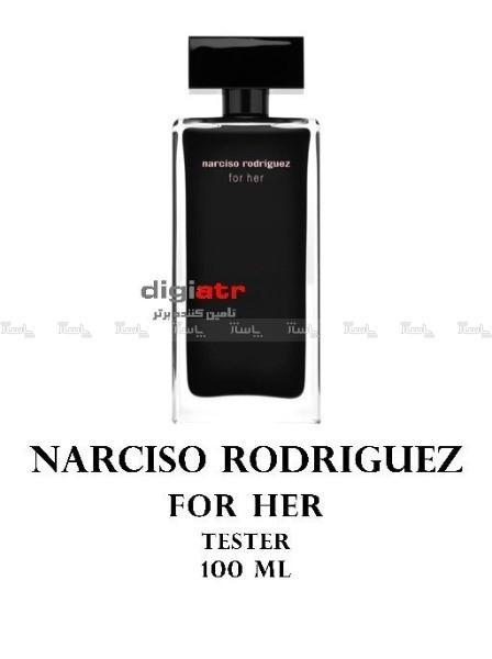 تستر فوق کوآلیتی عطر زنانه Narciso Rodriguez 100ml EDP-تصویر اصلی