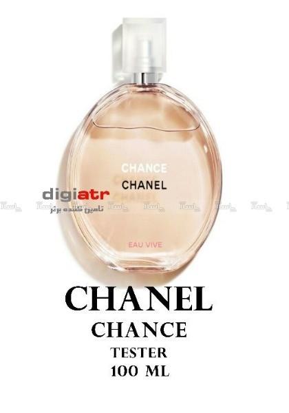 تستر فوق کوآلیتی عطر زنانه Chance Chanel EAU VIVE EDP 100ml-تصویر اصلی