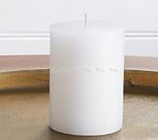 شمع استوانه ایی ساده - 10سانتی-تصویر اصلی
