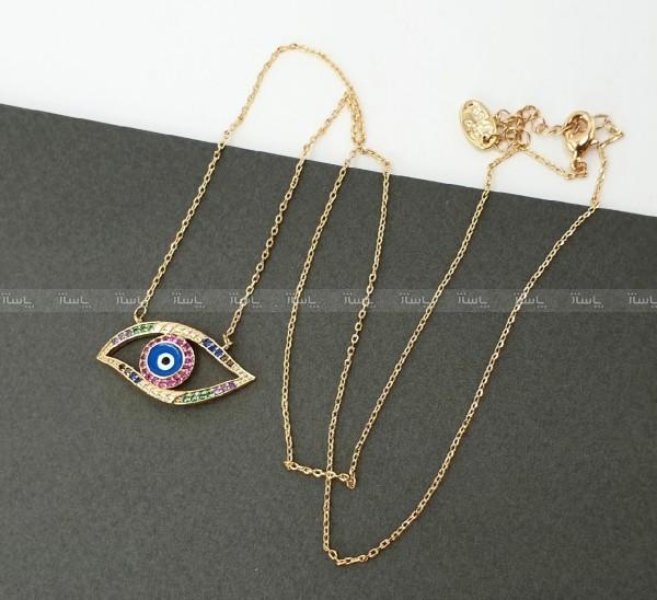 گردنبند طرح طلا نیوگالری-تصویر اصلی