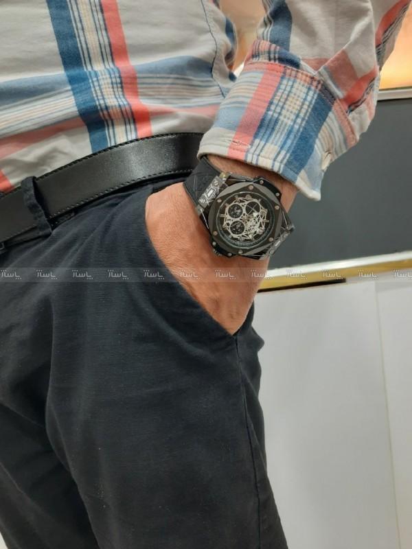 ساعت مردانه هابلوت