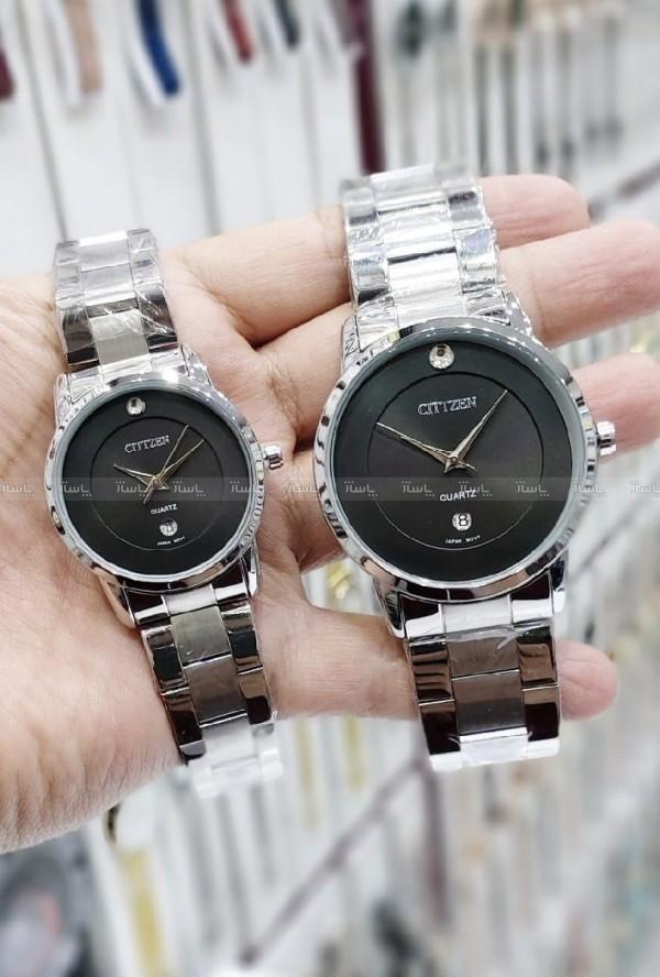 ست ساعت مچی زنانه و مردانه برند CITIZEN-تصویر اصلی