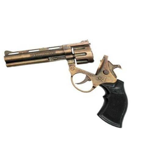 اسباب بازی مدل تفنگ فلزی ترقه ایی-تصویر اصلی