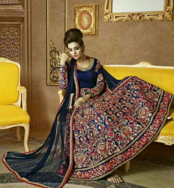 لباس هندی-تصویر اصلی