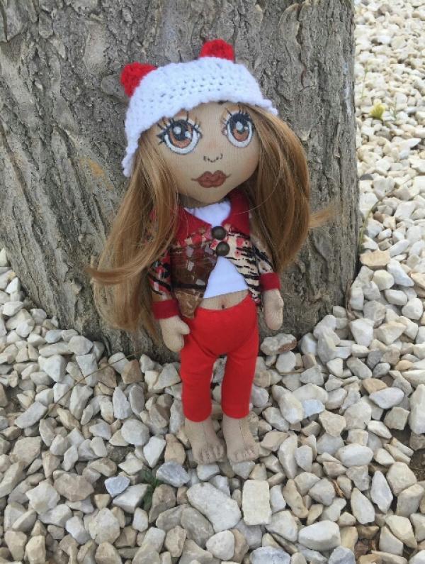 عروسک مینی شماره 4-تصویر اصلی