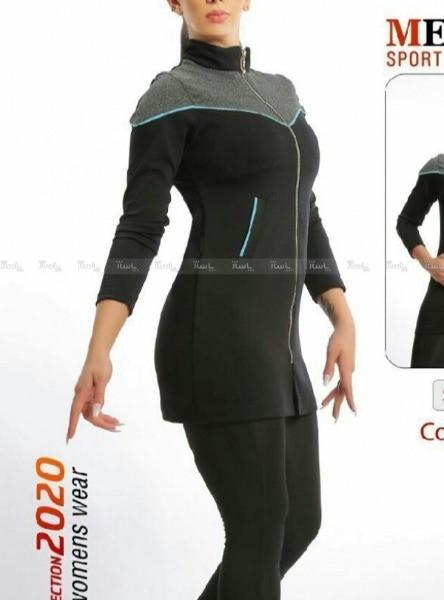 لباس ست سایز بزرگ Melotex-تصویر اصلی