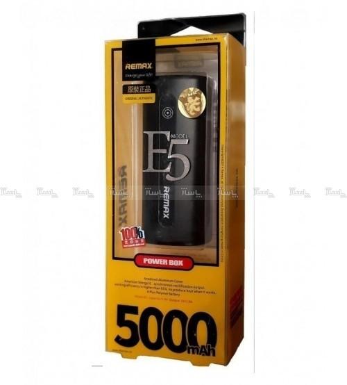 پاور بانک ۵ هزار میلی آمپر REMAX-تصویر اصلی
