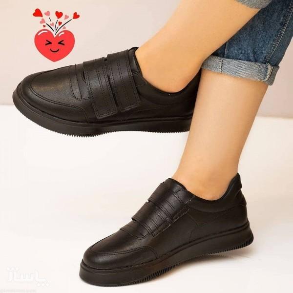 کفش کتانی ونس دو چسبی-تصویر اصلی