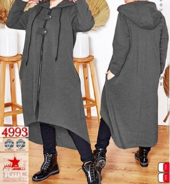 پالتو زنانه سایز بزرگ-تصویر اصلی
