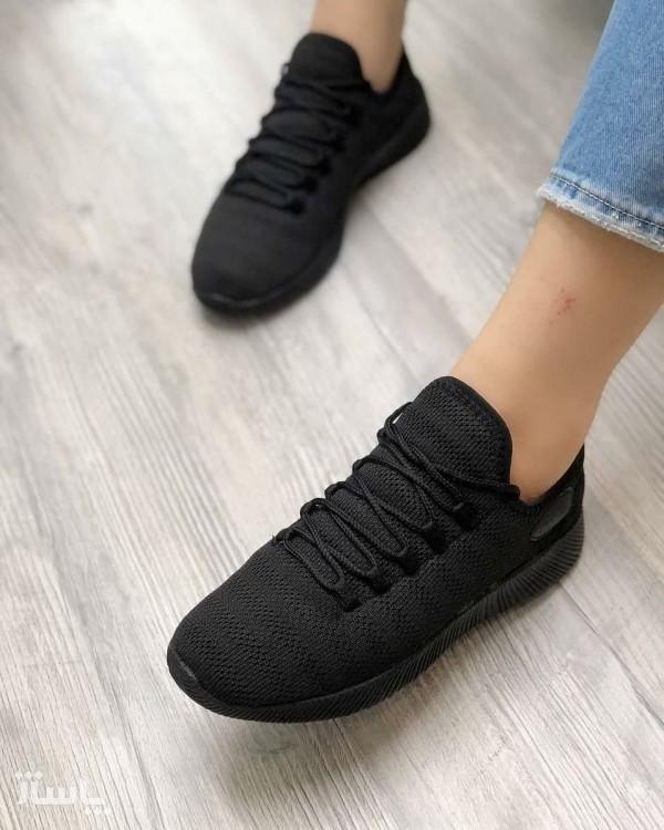 کفش کتونی بافت سه گام-تصویر اصلی