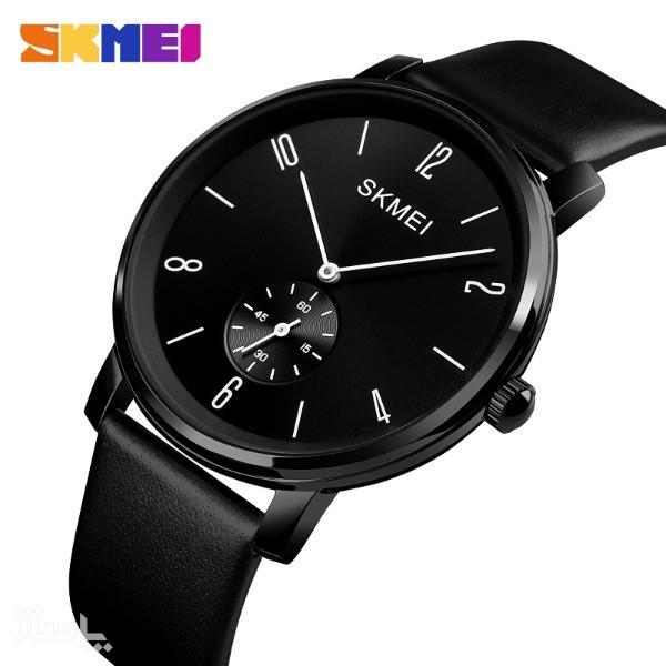 ساعت اسکمی skmei اورجینال مدل 1398 رنگ بلک-تصویر اصلی