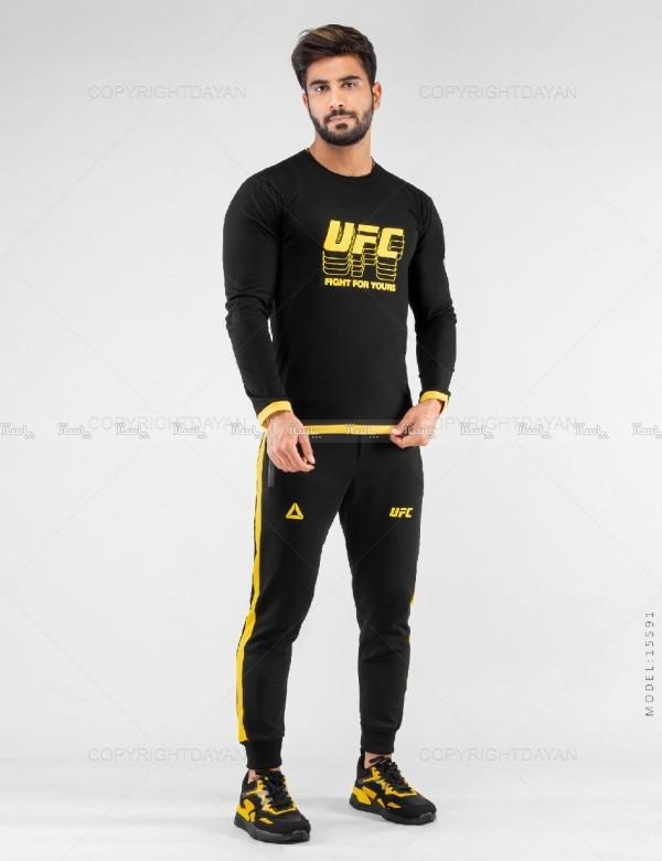 ست بلوز و شلوار مردانه UFC مدل 15591-تصویر اصلی