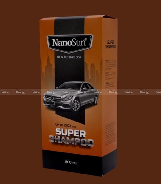 سوپر شامپو خودرو نانو-تصویر اصلی