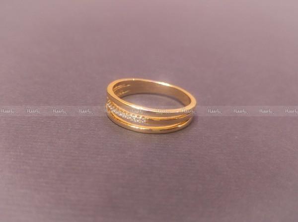 حلقه طلایی 3 تایی-تصویر اصلی