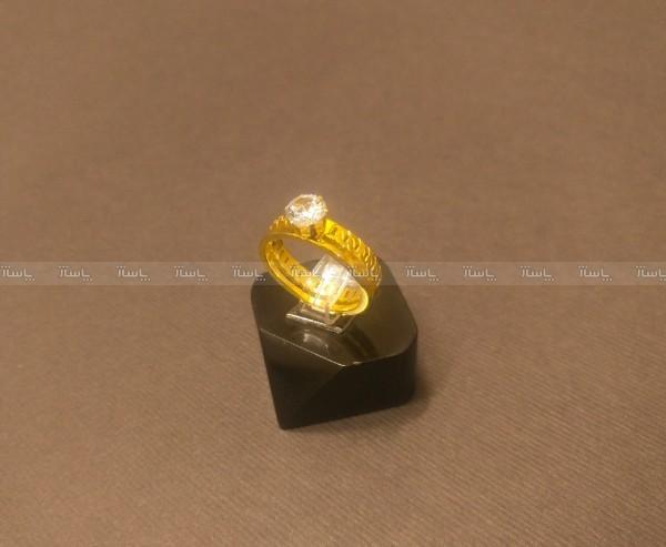 انگشتر نگین الماسی - a20-تصویر اصلی
