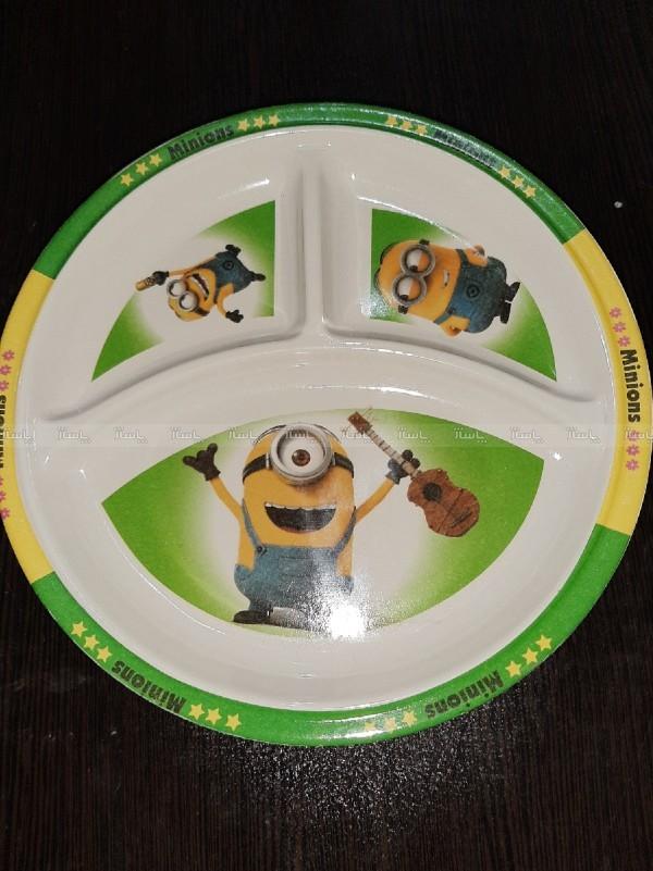 ظرف غذای کودک سه خانه-تصویر اصلی