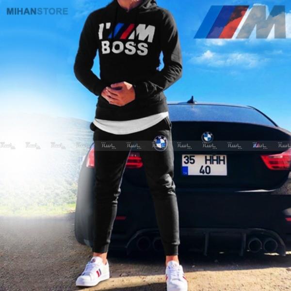 ست سوئیشرت و شلوار BMW-تصویر اصلی