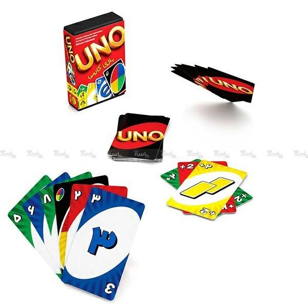 کارت بازی اونو uno قابدار-تصویر اصلی