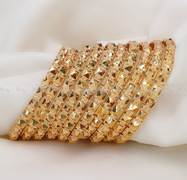 النگو طرح طلا بازشو-تصویر اصلی