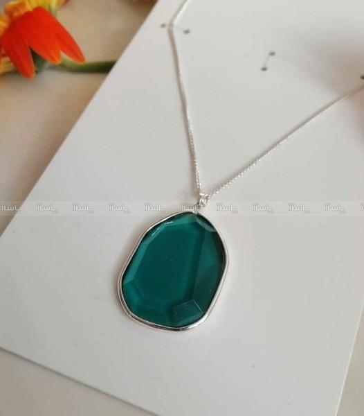 گردنبند کریستالی Cristallo verde-تصویر اصلی
