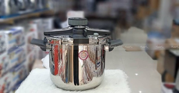 زودپز استیل مایر 7.5 لیتری MR-1724 Maier-تصویر اصلی
