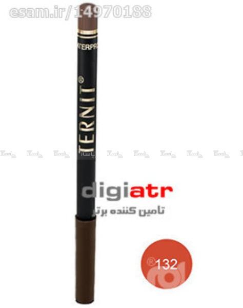 مداد لب بادوام Ternit Water Proof Lipliner 132-تصویر اصلی