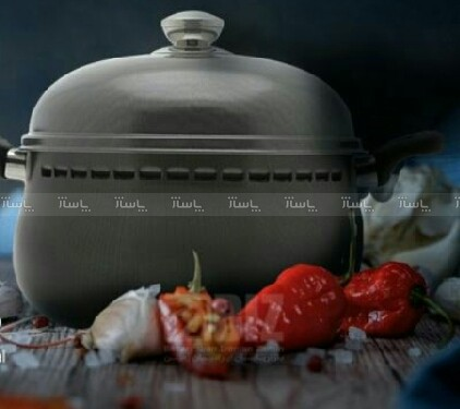 غذا پز همه کاره ناخ مدل ۱۱پارچه ۱۲نفره-تصویر اصلی