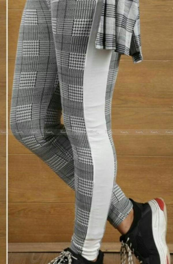 شلوار بغل نواری-تصویر اصلی