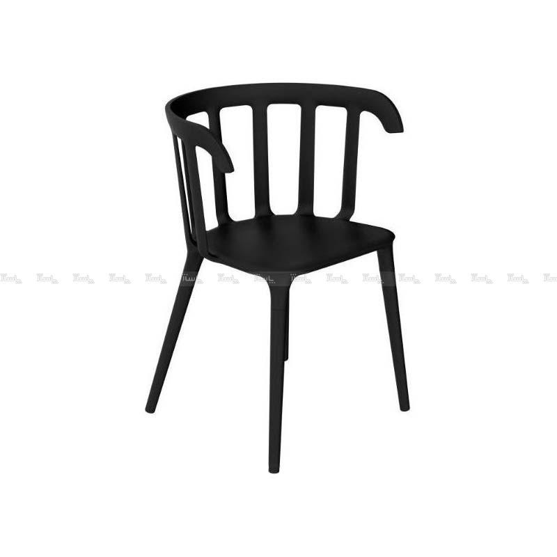 صندلی رستورانی تمام پلاستیک مدل وینسور استیل هامون-تصویر اصلی