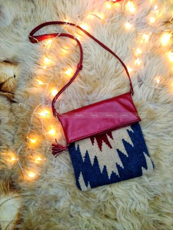 کیف دوشی چرم آدلیا (چیلیپا)-تصویر اصلی