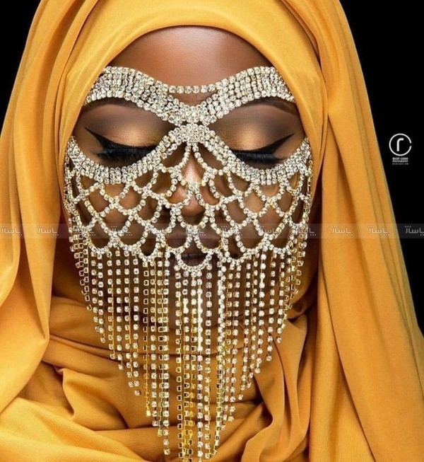 روبنده عروس-تصویر اصلی